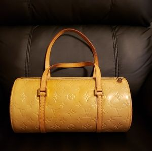 Authentic Pre-owned Louis Vuitton Vernis Yellow